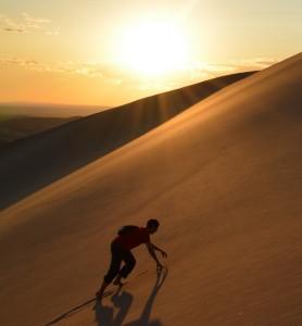 dune desert de gobi