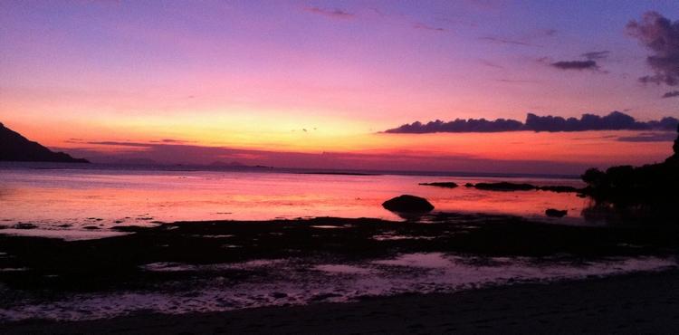 Kanawa island , un vrai paradis pas cher