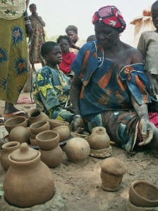 poterie africaine
