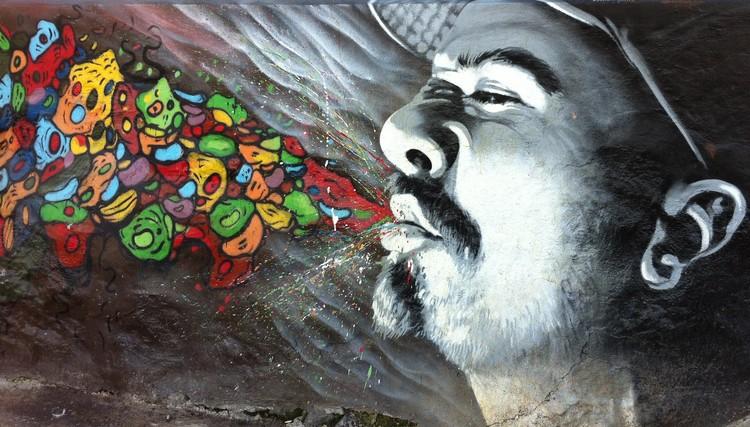Balade poétique à Valparaiso