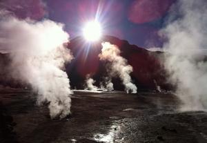 geysers de tatio