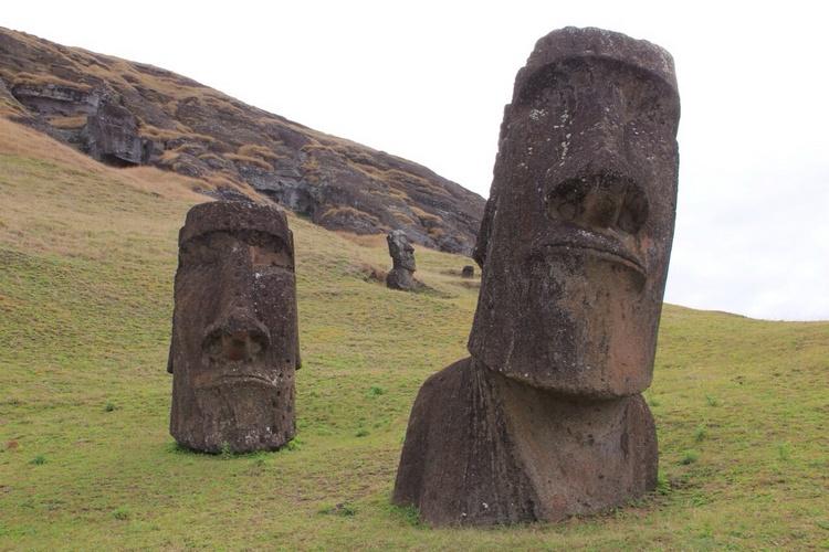 Jared Diamond, île de Pâques : histoire d'une civilisation