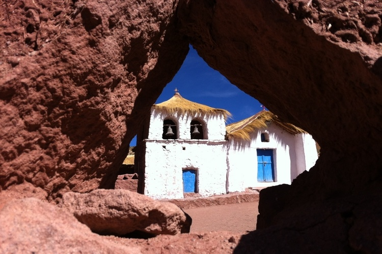 Les différents tours à San Pedro de Atacama au nord Chili