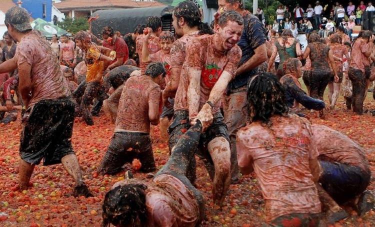 Fêtes et festivals insolites dans le monde