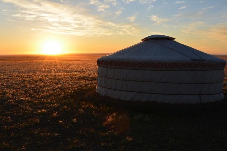 Vivre un mois en yourte mongole dans la vallée de l'Orkhon