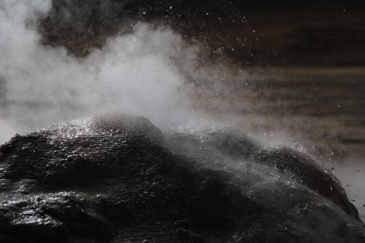 Geysers del Tatio : contraste chaud froid dans le désert chilien