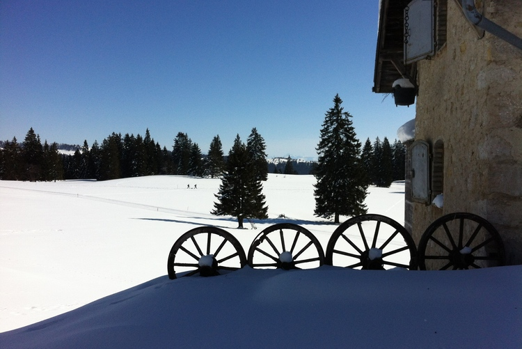 Vallée de la Brévine : la petite Sibérie de Suisse!