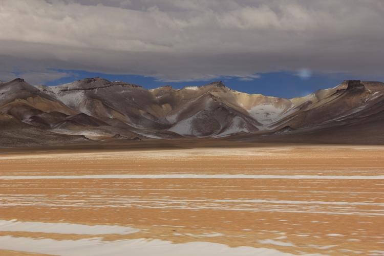 Voyage sur la planète Lauca Chili