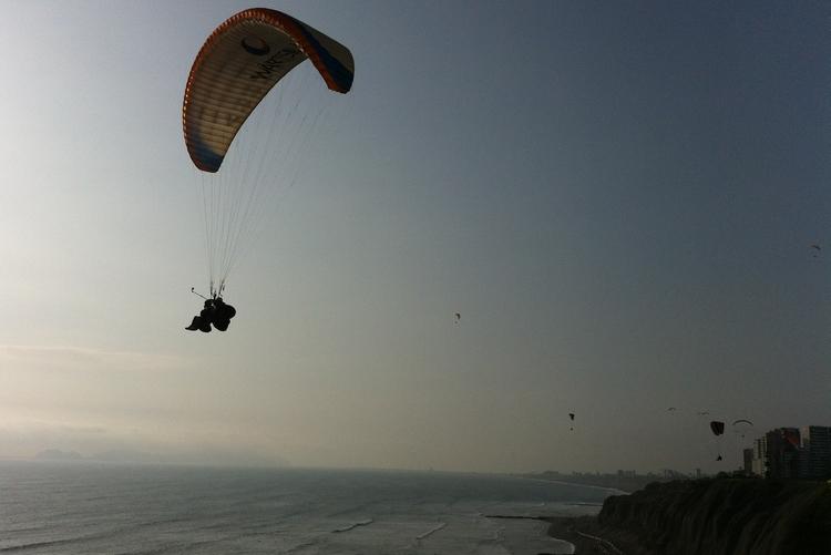 Vivre à Lima au Pérou, sous les nuages…