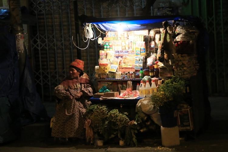 Vivre à La Paz en Bolivie