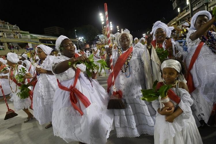 Au cœur d'une cérémonie de candomblé brésilien à Salvador de Bahia