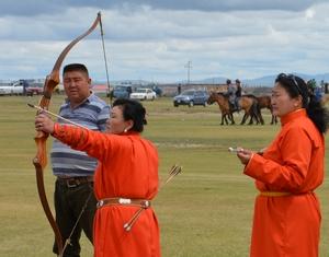 naadam mongolie
