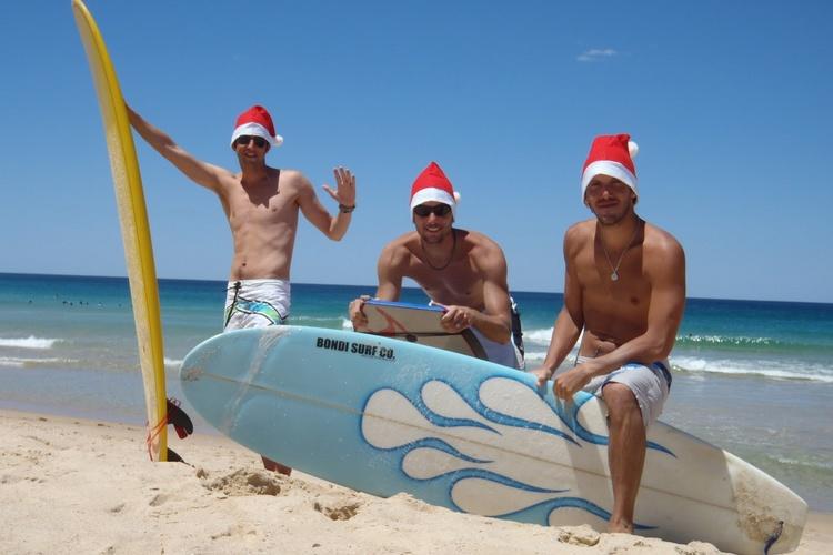 Noël en Australie: traditions et célébrations multiculturelles