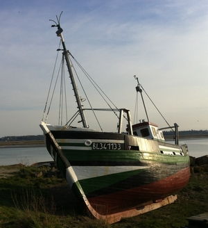 bateau le crotoy