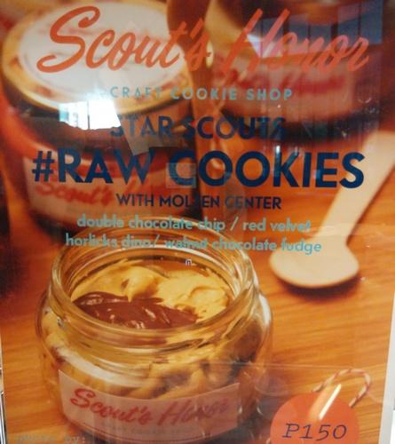 cookie cru