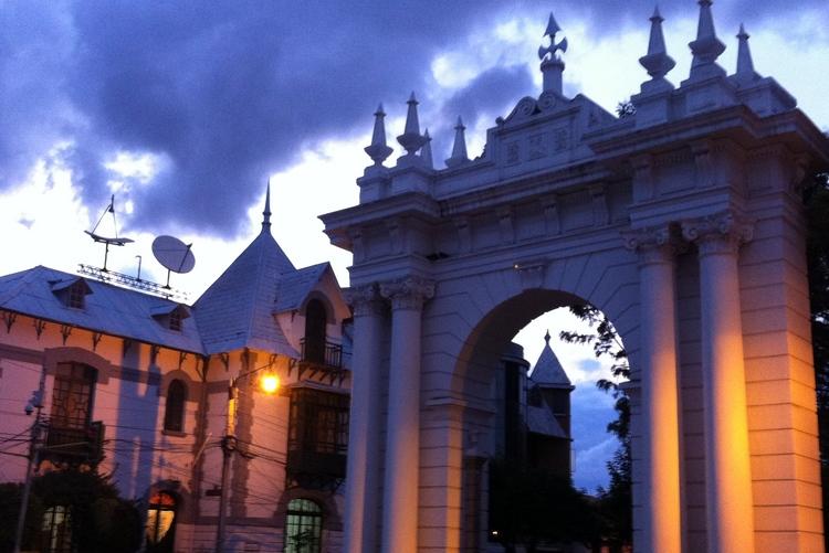 Vivre à Sucre, la ville blanche