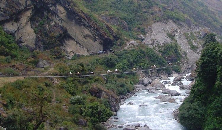 Les Annapurnas : splendide randonnée en haute montagne