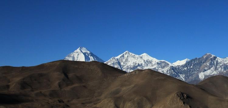 dhaulagiri et tukuche peak