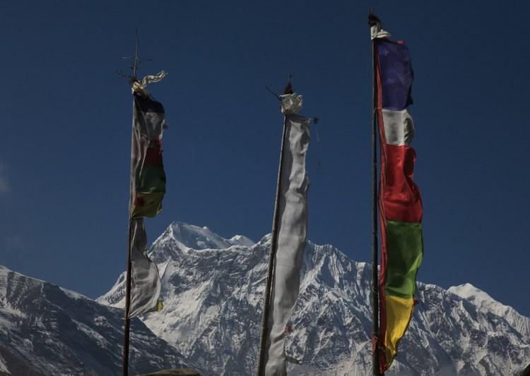 les Annapurnas