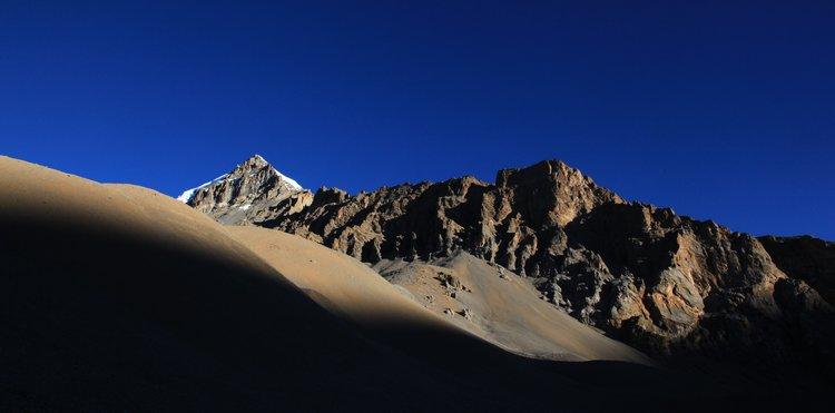 randonnée au Népal