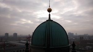 vue sommet cathedrale berlin