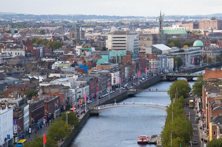 Vivre en Irlande à Dublin