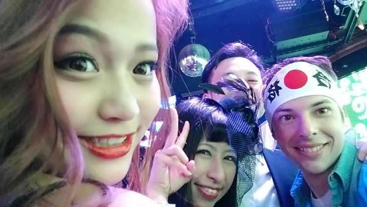 Le Burlesque, une face insolite du Japon