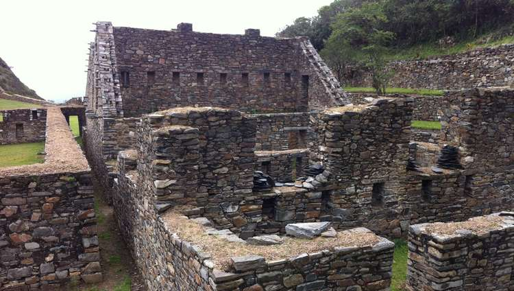 cite inca choquequirao