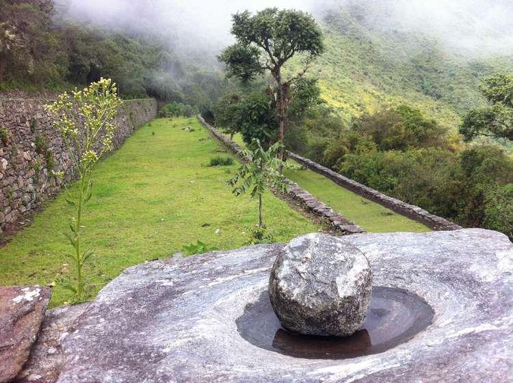 ruines incas choquequirao