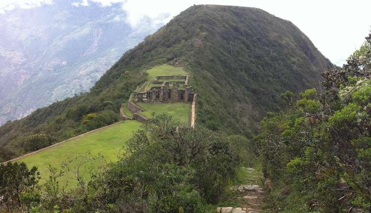 visite de choquequirao cité inca