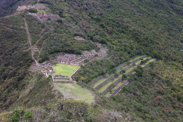 Visite de Choquequirao au Pérou, comme si vous y étiez!