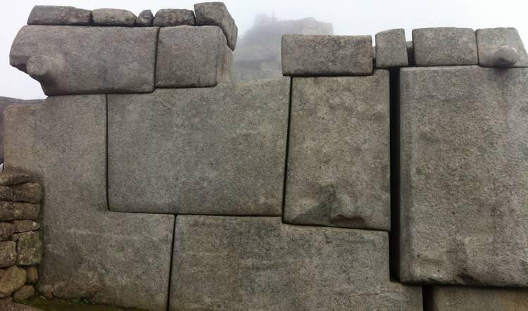 murs sans mortier machu picchu