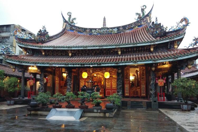 Vivre à Taiwan, dans la capitale Taipei