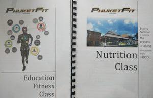 phuketfit cours
